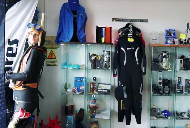 Dive Store Blanes Sub